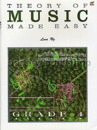 Theory of Music Made Easy - Grade 4 (Book)