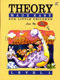 Theory Made Easy for Little Children - Level 1 (Book)