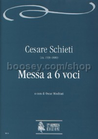 Mass for 6 Voices (c.1585-87) (score)
