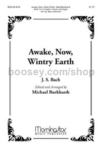 Awake, Now, Wintry Earth