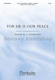 For He Is Our Peace