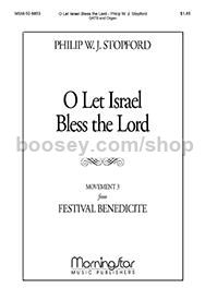 O Let Israel Bless the Lord