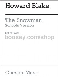 The Snowman - Schools Version (Score & Parts)