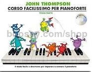 John Thompson's Corso Facilissimo per Pianoforte 3 (Book/CD/Online Audio)