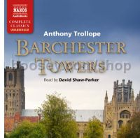 Barchester Towers (Naxos Audio Books Audio CD x17)