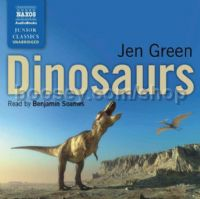 Dinosaurs (Naxos Audio Books CD x2)