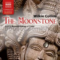 The Moonstone (NAXOS AUDIO BOOKS Audio CD Box Set x17)