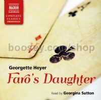 Faro's Daughter (Naxos Audio Books Audio CD x8)