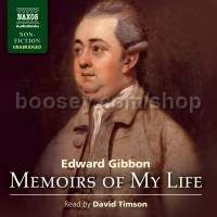 Memoirs Of My Life (Naxos Audio Book CD x5)