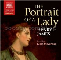 Portrait Of A Lady (Naxos Audiobooks CD x21)