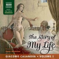 My Life Vol 1 (Naxos Audiobooks Audio CD)