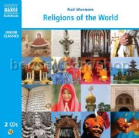 Religions Of The World (Nab Audio CD 2-disc set)