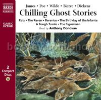 Chilling Ghost Stories (Nab Audio CD 2-disc set)