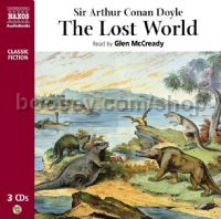 The Lost World (Nab Audio CD 3-disc set)