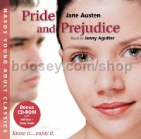 Pride And Prejudice (Nab Audio CD 3-disc set)