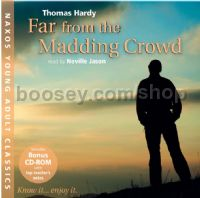 Far From The Madding Crowd (Nab Audio CD 3-Disc Set)