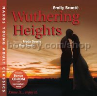 Wuthering Heights (Nab Audio CD 3-disc set)