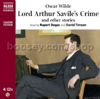 Lord Arthur Savile's Crime (Nab Audio CD 4-disc set)