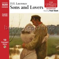 Sons And Lovers (Nab Audio CD 13-disc set)