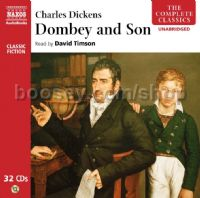 Dombey And Son (Nab Audio CD 32-disc set)