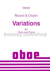 Variations Oboe & Piano