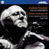 Cello Concerto (NMC Audio CD)