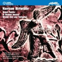 Angel Fighter / In Broken Images / Virelai (NMC Audio CD)