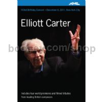 Elliott Carter: 103rd Birthday Concert (DVD)