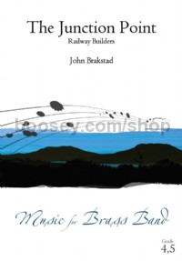 The Junction Point (Brass Band Score & Parts)
