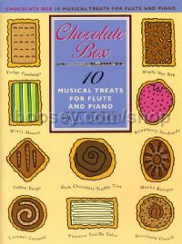 Chocolate Box - 10 Musical Treats For Flute And Piano