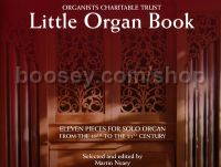 Organists Charitable Trust - Little Organ Book