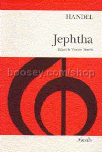 Jephtha (vocal score)