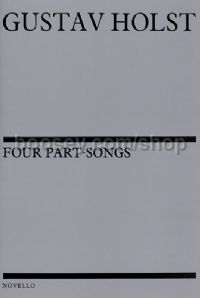 Four Part-Songs (SATB)