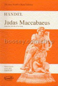 Judas Maccabaeus (vocal score)
