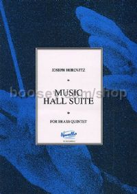 Music Hall Suite (Brass Quintet) (Parts)