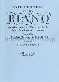 Introduction to the Piano, Vol.2