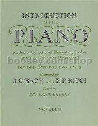 Introduction To The Piano, Volume 3