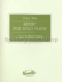 Music For Solo Flute