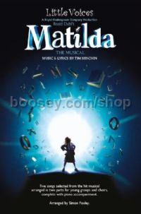 Little Voices - Matilda (The Musical) (Book)
