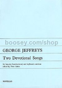 Two Devotional Songs (Bass & Basso Continuo)