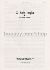 O Holy Night (SATB)