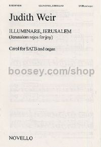 Illuminare, Jerusalem (Jerusalem Rejos For Joy) (SATB)