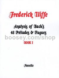 Analysis of Bach's Fourty-Eight Preludes and Fugues, Book I (Book)