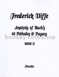 Analysis of Bach's Fourty-Eight Preludes and Fugues, Book II (Book)