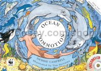Ocean Commotion (Children's Voices & Piano)