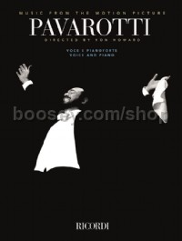 Pavarotti - Music From the Motion Picture (Voice & Piano)