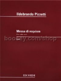 Messa di Requiem (SATBB)