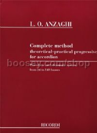 Complete Method for Accordion - Theoretical-Practical-Progressive