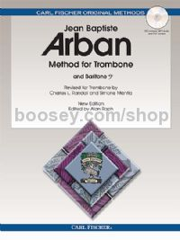 Method for Trombone and Baritone (+ CD)