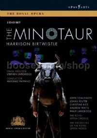 The Minotaur (Opus Arte DVD 2-DVD set)